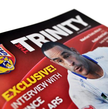 Wakefield Wildcats Matchday Magazine