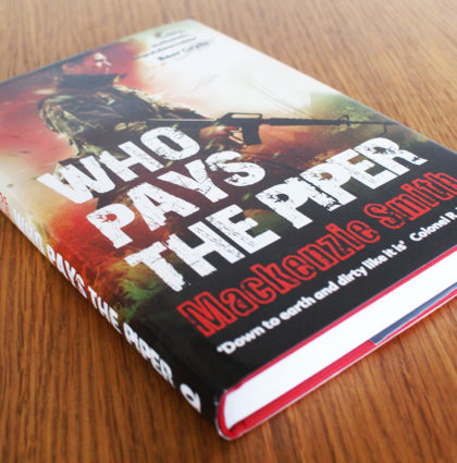 Who Pays The Piper Book Cover